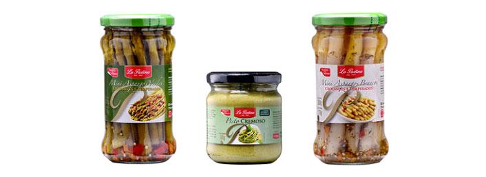 La Pastina lança Pesto Cremoso e Mini Aspargos Crocantes e Temperados
