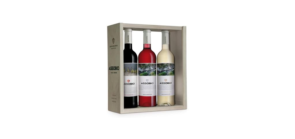 Qualimpor lança kit Vinho Assobio