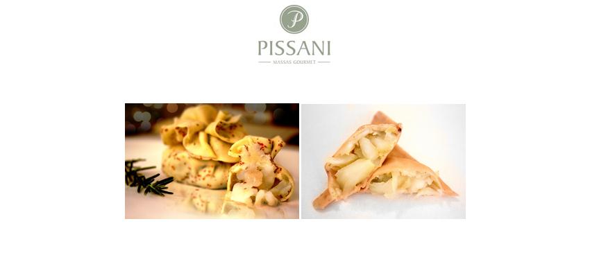 Pissani traz massas recheadas de bacalhau para o almoço de domingo