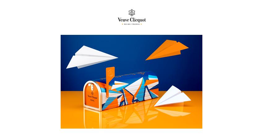 Veuve Clicquot Mailbox Re-creation: Edição limitada da Mailbox chega ao Brasil