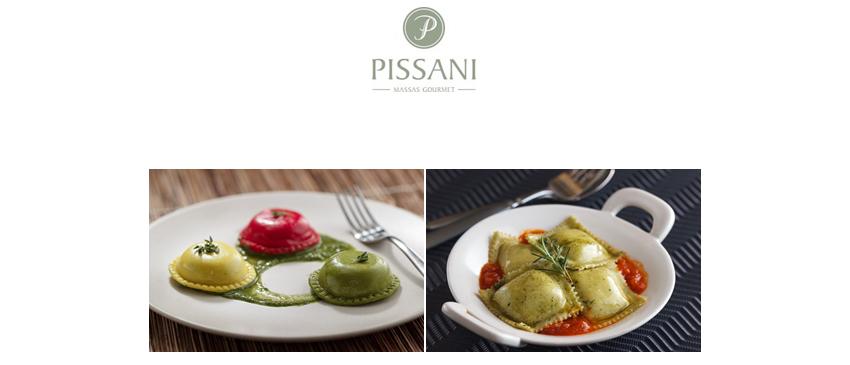 """""""Origens"""", a coleção de massas da Pissani Gourmet"""