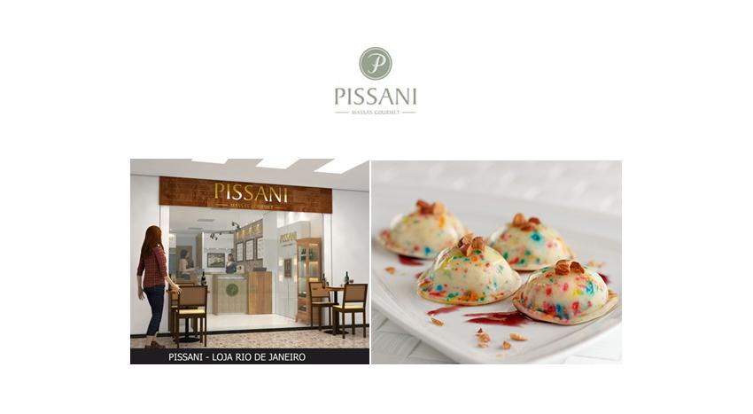 Pissani Massas Gourmet inaugura loja em Ipanema