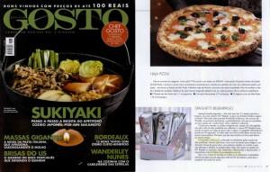 """Revista Gosto: Massa 90"""" Rápida da Rustichella d'Abruzzo"""