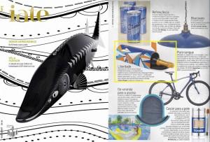 Revista Iate: Clicquot Mailbox Re-Creation