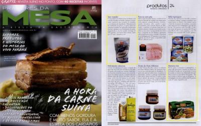 Revista Prazeres da Mesa: Bag de sal rosa da Montosco e  Pesto alla Genovese da La Pastina