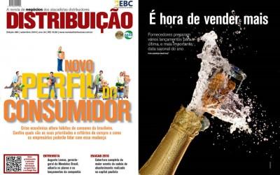 Revista Distribuição: La Pastina