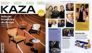 Revista Kaza: Clicquot Mailbox