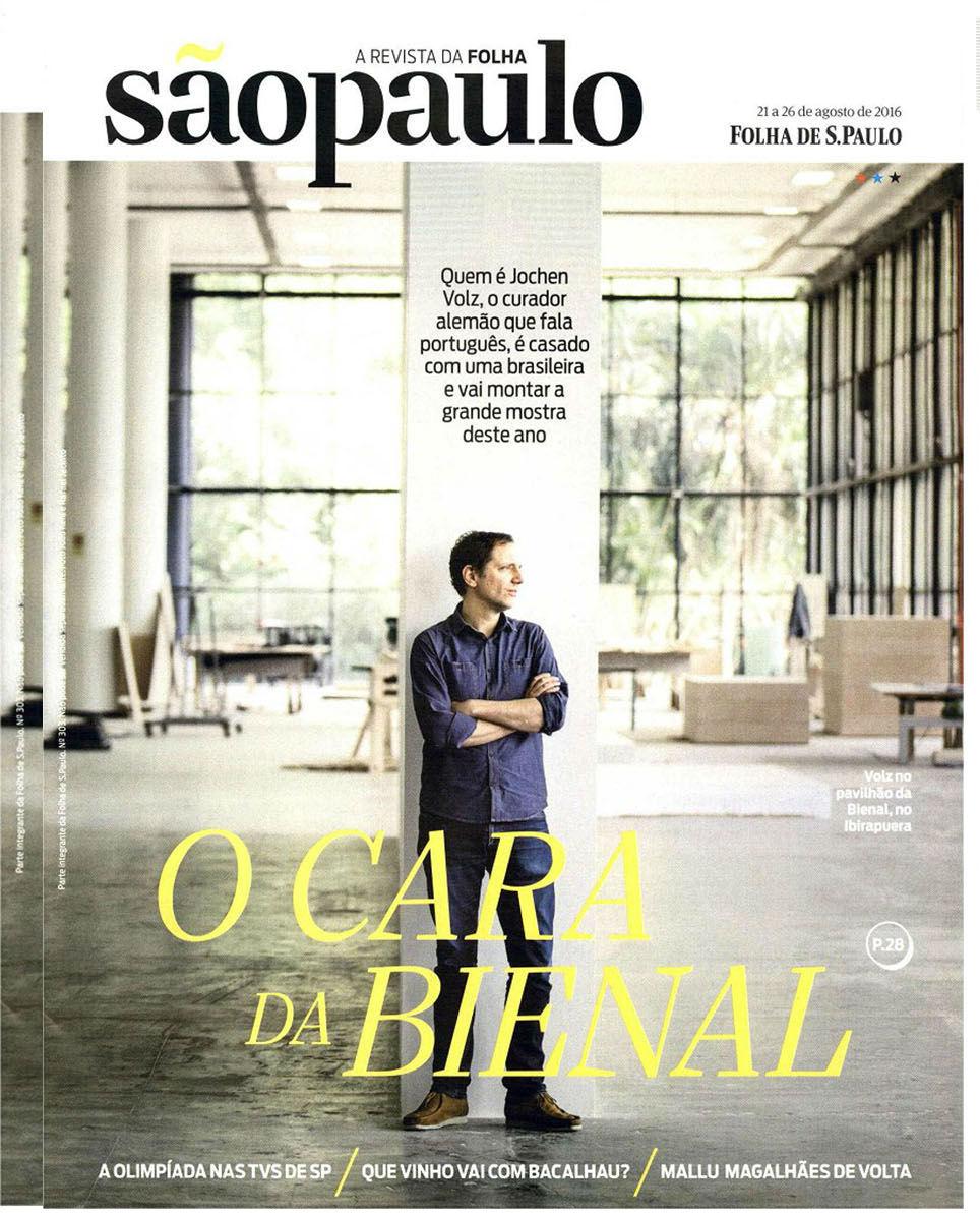 imagem capa Revista sãopaulo: vinhos Esporão