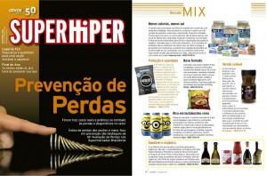Revista Super Hiper: Linha Orgânica La Pastina