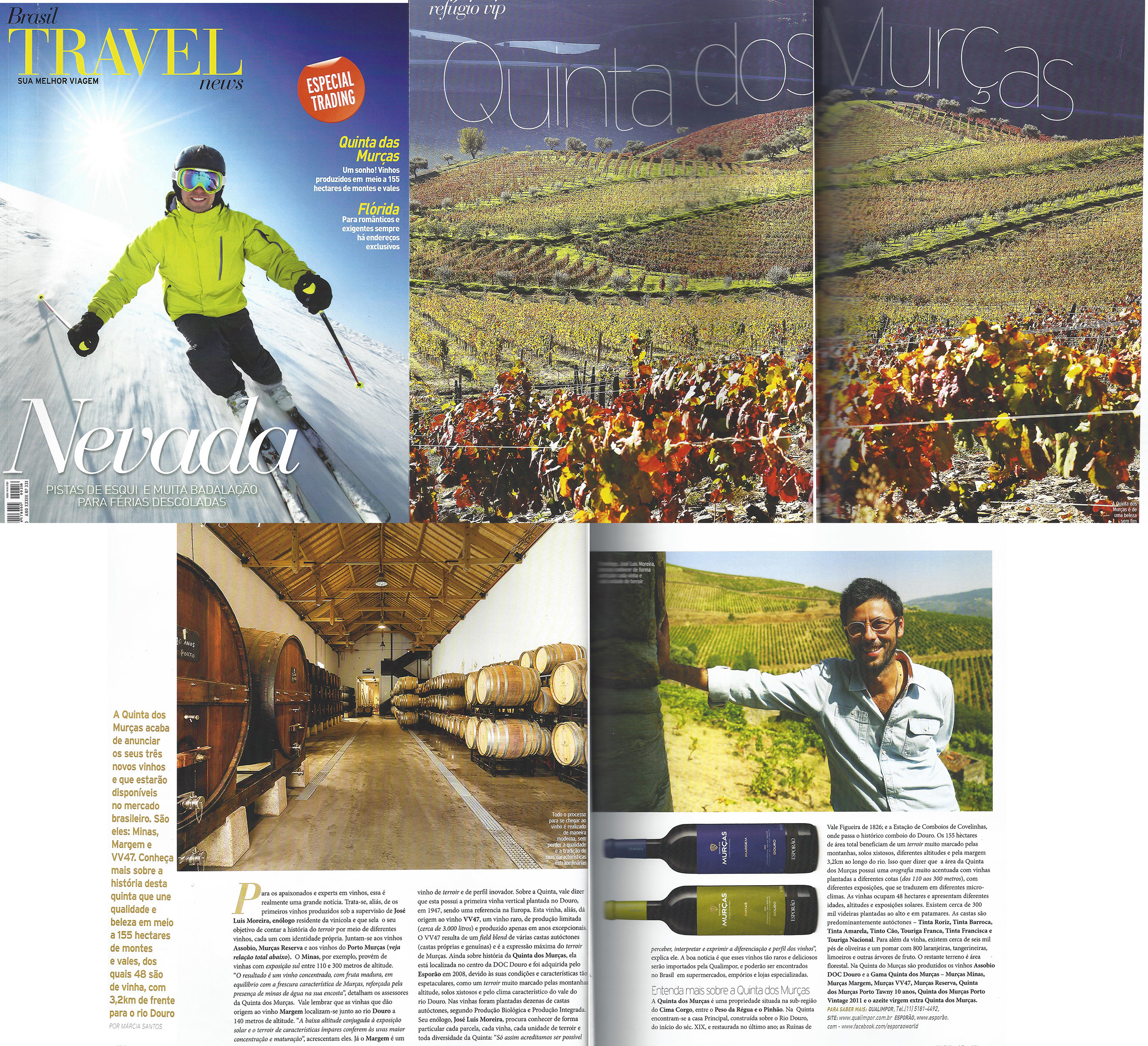 Revista Brasil Travel News
