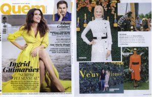 Revista Quem: Clicquot
