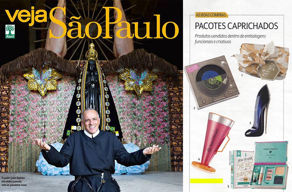 Revista Veja São Paulo: Veuve Clicquot